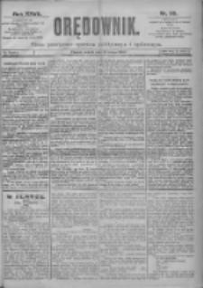 Orędownik: pismo dla spraw politycznych i spółecznych 1897.02.13 R.27 Nr35