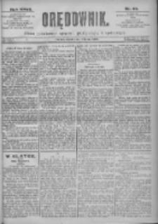 Orędownik: pismo dla spraw politycznych i spółecznych 1897.02.19 R.27 Nr40