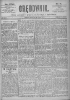 Orędownik: pismo dla spraw politycznych i spółecznych 1897.02.20 R.27 Nr41