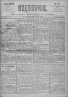 Orędownik: pismo dla spraw politycznych i spółecznych 1897.02.23 R.27 Nr43