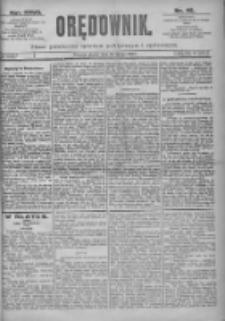 Orędownik: pismo dla spraw politycznych i spółecznych 1897.02.26 R.27 Nr46
