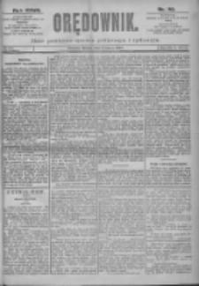 Orędownik: pismo dla spraw politycznych i spółecznych 1897.03.02 R.27 Nr49
