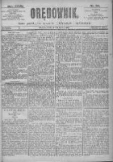 Orędownik: pismo dla spraw politycznych i spółecznych 1897.03.03 R.27 Nr50