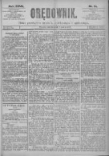 Orędownik: pismo dla spraw politycznych i spółecznych 1897.03.04 R.27 Nr51