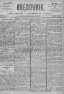 Orędownik: pismo dla spraw politycznych i spółecznych 1897.03.06 R.27 Nr53