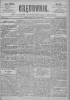Orędownik: pismo dla spraw politycznych i spółecznych 1897.03.09 R.27 Nr55