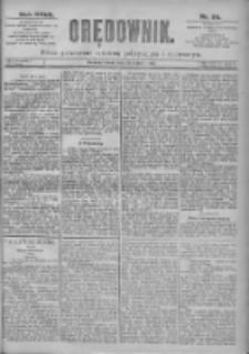Orędownik: pismo dla spraw politycznych i spółecznych 1897.03.10 R.27 Nr56