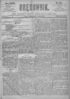Orędownik: pismo dla spraw politycznych i spółecznych 1897.03.14 R.27 Nr60