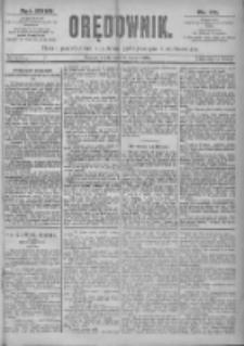 Orędownik: pismo dla spraw politycznych i spółecznych 1897.03.17 R.27 Nr62