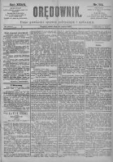 Orędownik: pismo dla spraw politycznych i spółecznych 1897.03.24 R.27 Nr68