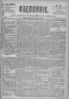 Orędownik: pismo dla spraw politycznych i spółecznych 1897.03.27 R.27 Nr70