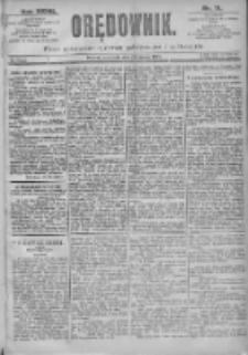 Orędownik: pismo dla spraw politycznych i spółecznych 1897.03.28 R.27 Nr71