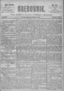 Orędownik: pismo dla spraw politycznych i spółecznych 1897.04.02 R.27 Nr75