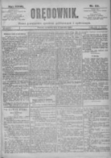 Orędownik: pismo dla spraw politycznych i spółecznych 1897.04.08 R.27 Nr80