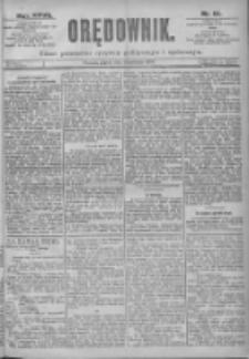 Orędownik: pismo dla spraw politycznych i spółecznych 1897.04.09 R.27 Nr81