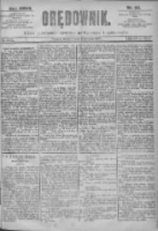 Orędownik: pismo dla spraw politycznych i spółecznych 1897.04.11 R.27 Nr83