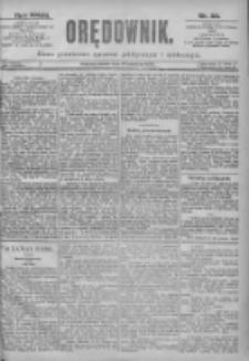 Orędownik: pismo dla spraw politycznych i spółecznych 1897.04.17 R.27 Nr88