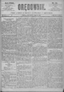 Orędownik: pismo dla spraw politycznych i spółecznych 1897.04.21 R.27 Nr90