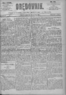 Orędownik: pismo dla spraw politycznych i spółecznych 1897.04.23 R.27 Nr92
