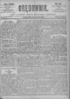 Orędownik: pismo dla spraw politycznych i spółecznych 1897.04.24 R.27 Nr93