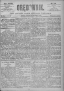 Orędownik: pismo dla spraw politycznych i spółecznych 1897.04.25 R.27 Nr94