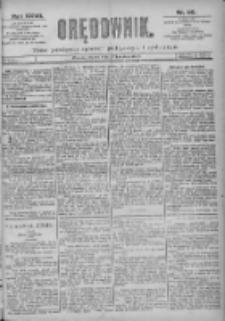 Orędownik: pismo dla spraw politycznych i spółecznych 1897.04.27 R.27 Nr95