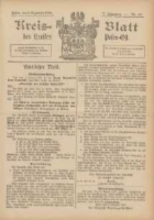 Kreis-Blatt des Kreises Posen-Ost 1894.12.08 Jg.7 Nr49