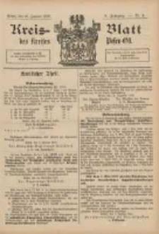 Kreis-Blatt des Kreises Posen-Ost 1895.01.26 Jg.8 Nr4