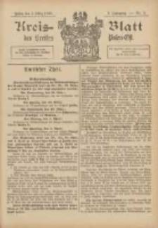Kreis-Blatt des Kreises Posen-Ost 1895.03.02 Jg.8 Nr9