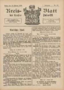 Kreis-Blatt des Kreises Posen-Ost 1895.10.19 Jg.8 Nr42