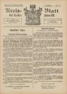 Kreis-Blatt des Kreises Posen-Ost 1895.11.23 Jg.8 Nr47