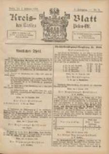 Kreis-Blatt des Kreises Posen-Ost 1896.02.01 Jg.9 Nr5