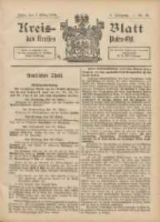 Kreis-Blatt des Kreises Posen-Ost 1896.03.07 Jg.9 Nr10