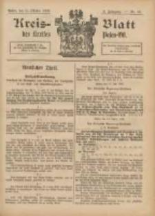 Kreis-Blatt des Kreises Posen-Ost 1896.10.31 Jg.9 Nr44