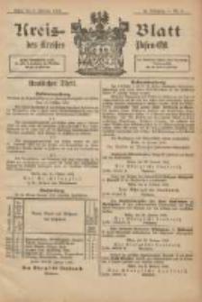 Kreis-Blatt des Kreises Posen-Ost 1902.02.08 Jg.14 Nr6