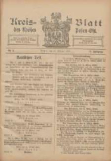 Kreis-Blatt des Kreises Posen-Ost 1905.02.25 Jg.17 Nr8