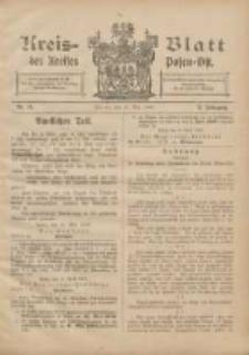 Kreis-Blatt des Kreises Posen-Ost 1905.05.13 Jg.17 Nr19