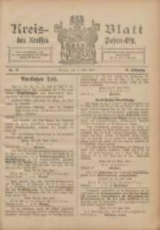 Kreis-Blatt des Kreises Posen-Ost 1905.07.02 Jg.17 Nr27