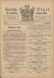Kreis-Blatt des Kreises Posen-Ost 1905.12.16 Jg.17 Nr52