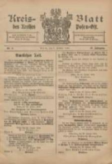 Kreis-Blatt des Kreises Posen-Ost 1906.02.03 Jg.18 Nr5