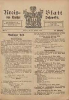 Kreis-Blatt des Kreises Posen-Ost 1906.02.10 Jg.18 Nr6