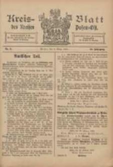 Kreis-Blatt des Kreises Posen-Ost 1906.03.03 Jg.18 Nr9