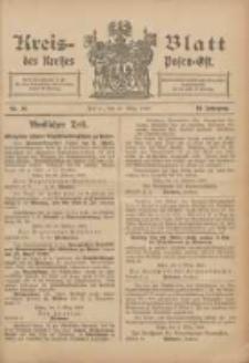 Kreis-Blatt des Kreises Posen-Ost 1906.03.10 Jg.18 Nr10