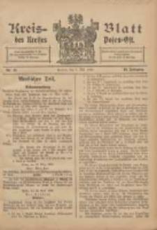 Kreis-Blatt des Kreises Posen-Ost 1906.05.02 Jg.18 Nr18