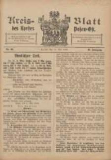Kreis-Blatt des Kreises Posen-Ost 1906.05.19 Jg.18 Nr20