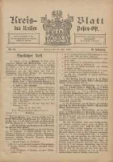 Kreis-Blatt des Kreises Posen-Ost 1906.05.26 Jg.18 Nr21