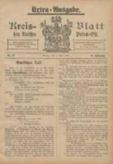 Kreis-Blatt des Kreises Posen-Ost 1906.06.06 Jg.18 Nr23