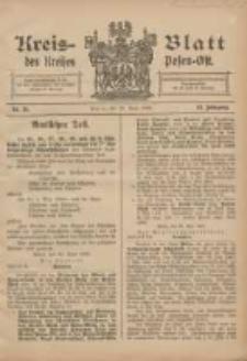 Kreis-Blatt des Kreises Posen-Ost 1906.06.23 Jg.18 Nr25