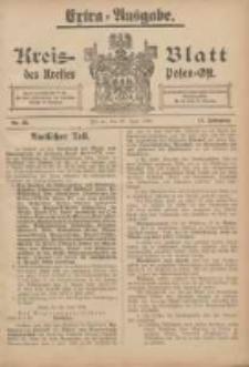 Kreis-Blatt des Kreises Posen-Ost 1906.06.27 Jg.18 Nr26