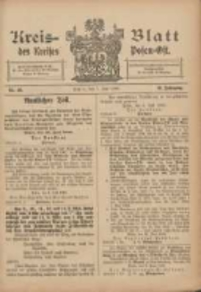 Kreis-Blatt des Kreises Posen-Ost 1906.07.07 Jg.18 Nr28